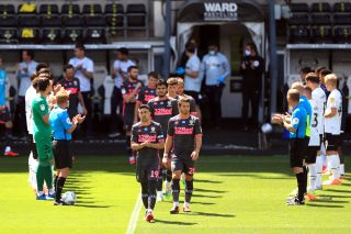 Derby County v Leeds United – Sky Bet Championship – Pride Park
