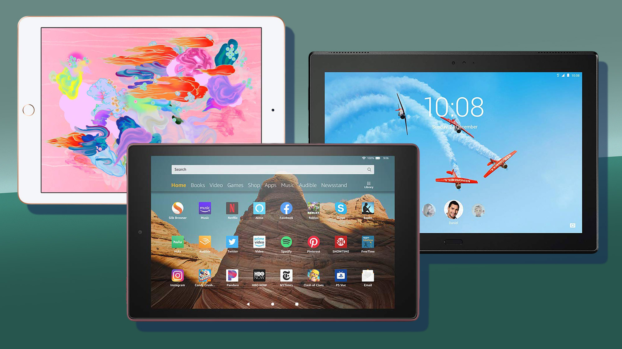 Best Cheap Tablets 2021 Our Guide To The Best Budget Options Techradar