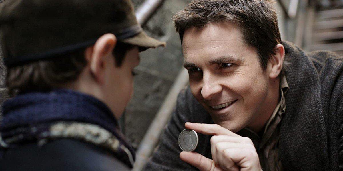 Christian Bale in The Prestige