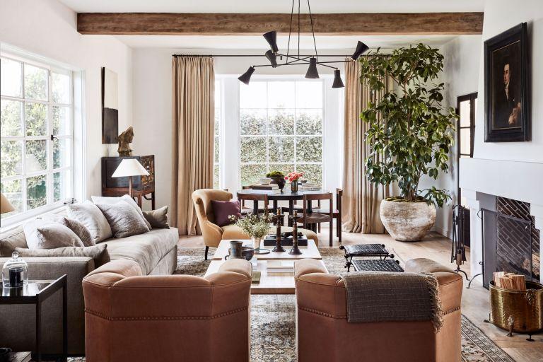 Living room - Jake Arnold's living room styling tips