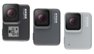 GoPro Hero 7 Black vs Silver vs White