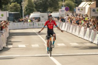 Stevie Williams wins stage 5 of the CRO Race