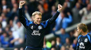 David Moyes Everton