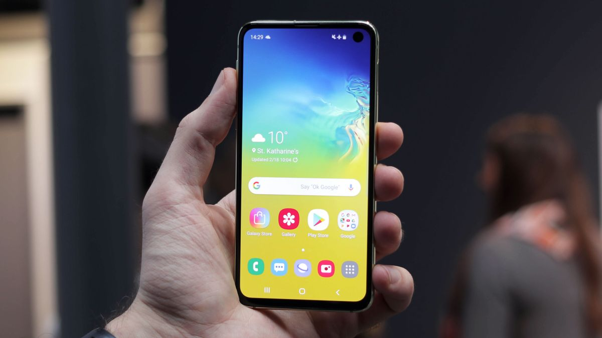 Hands on: Samsung Galaxy S10e review