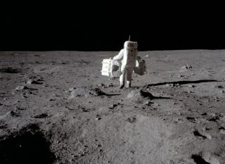 Fifty years ago, on July 20, 1969, humanity stepped foot on another celestial body and into history.