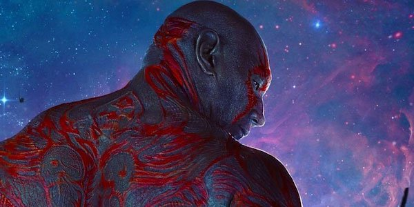 Drax Is Going To Be Seriously Badass In Guardians Of The Galaxy 2, According To Dave Bautista