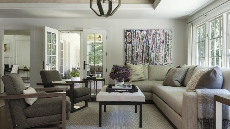 design house mendham - Colonial Revival home