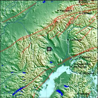 Sept. 25 Alaska earthquake