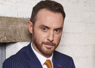 James Nightingale in Hollyoaks is played by Gregory Finnegan