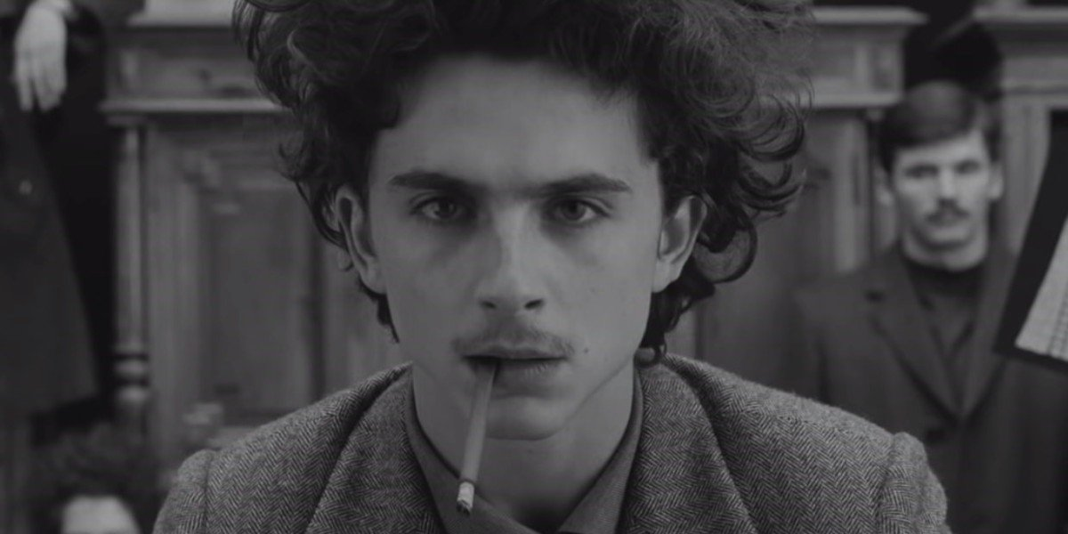 Timothee Chalamet - The French Dispatch