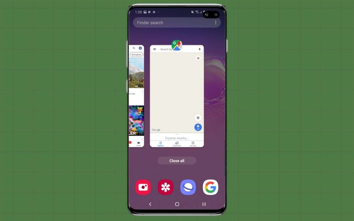 How to Use Multi-Window Mode on the Galaxy S10 | Tom's Guide
