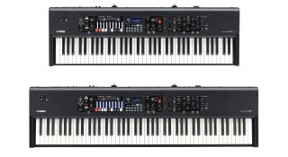 Yamaha YC73 and YC88