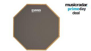 Evans RealFeel drum practice pad