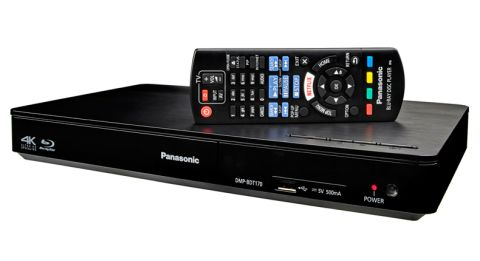 Panasonic DMP-BDT170GN Blu-ray Player Update