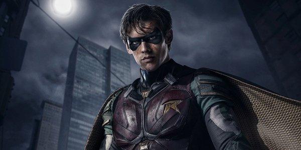 titans dc universe robin dick grayson