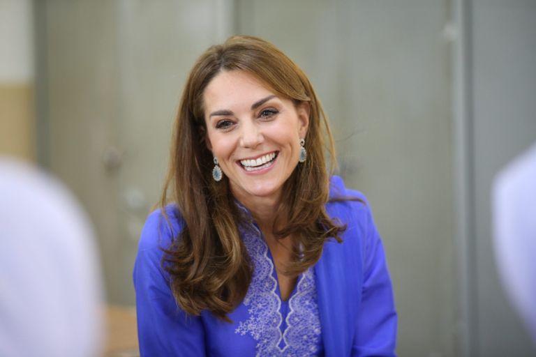 Kate Middleton grandmother