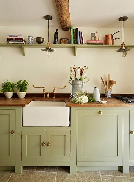 Country Kitchen Ideas 20 Ways To Add Instant Rustic Charm Real Homes