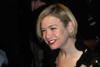 This photo of Renee Zellweger was taken in 2002, at the Los Angeles premiere of the movie Chicago.