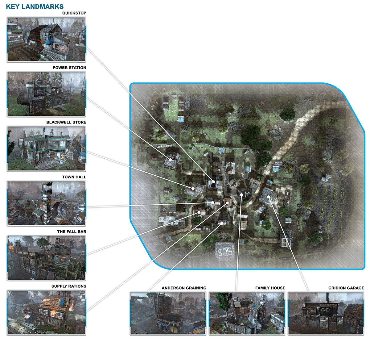 Titanfall Top-Down Map Images Leaked #30722
