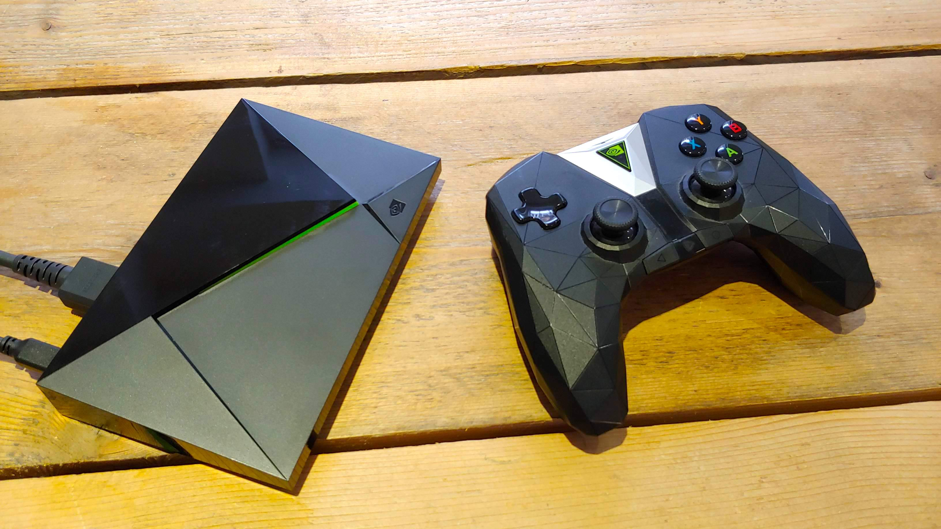 The excellent Nvidia Shield controller, now sold separately
