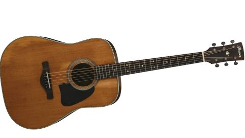 Ibanez Artwood Vintage AVD11 Thermo Aged review