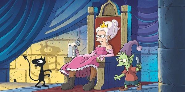 Luci Bean Elfo Disenchantment Netflix