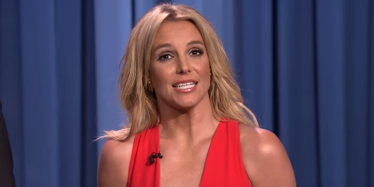 britney spears the tonight show starring jimmy fallon nbc