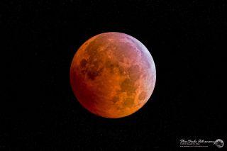 October 2014 Lunar Eclipse by Palau