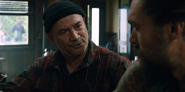 Temuera Morrison as Thomas Curry in Aquaman