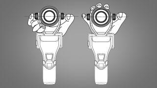 Canon EOS M patent