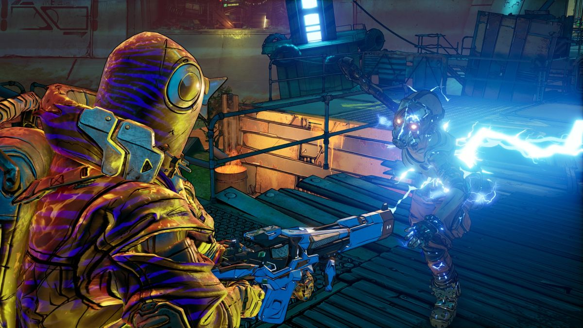 This new Borderlands 3 Shift code expires tomorrow