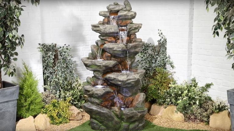 The best garden fountains