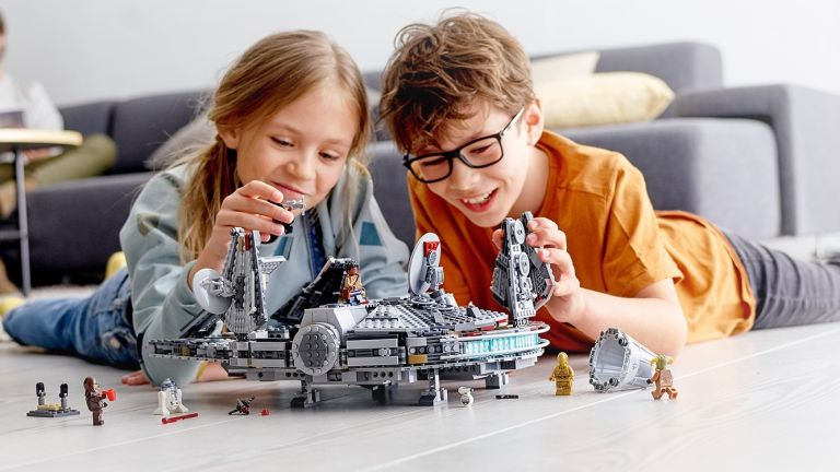 Lego is launching new sets for Star Wars day, including a Lego Baby Yoda!