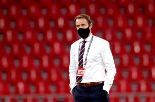 Denmark v England – UEFA Nations League – Group 2 – League A – Parken Stadium