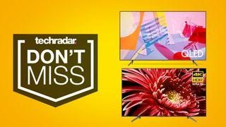 4K TV deals sales Best Buy QLED
