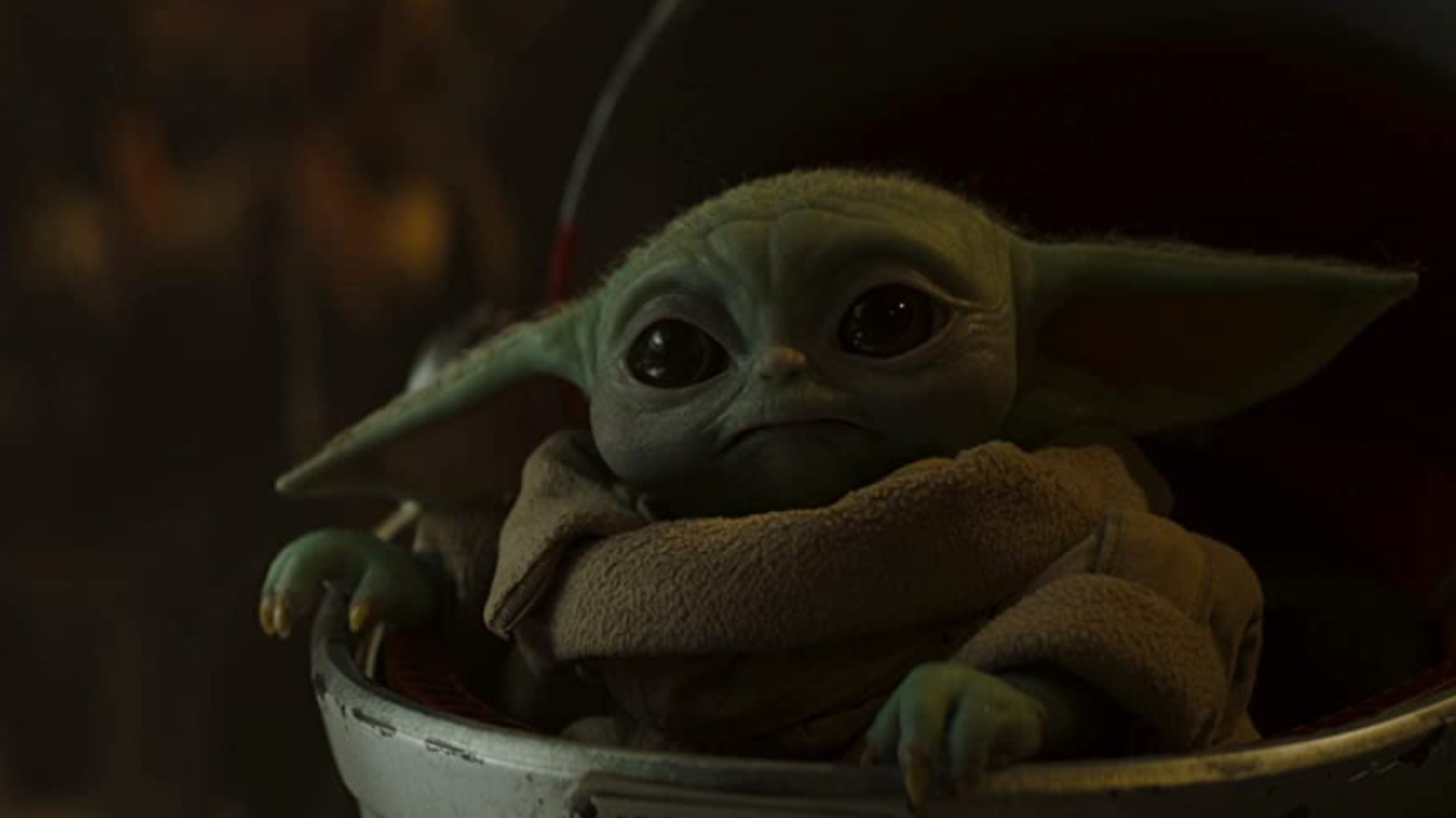 The Mandalorian Revealed Baby Yoda S Name And Sent The Internet Into Meltdown Gamesradar