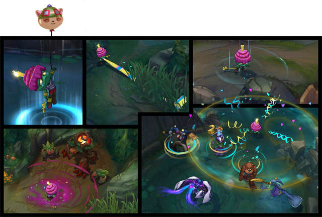 League Of Legends Ultra Rapid Fire Mode Arrives To Celebrate April Fool's Day #32688