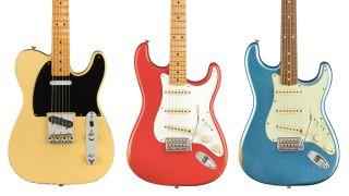 Fender Road Worn Series