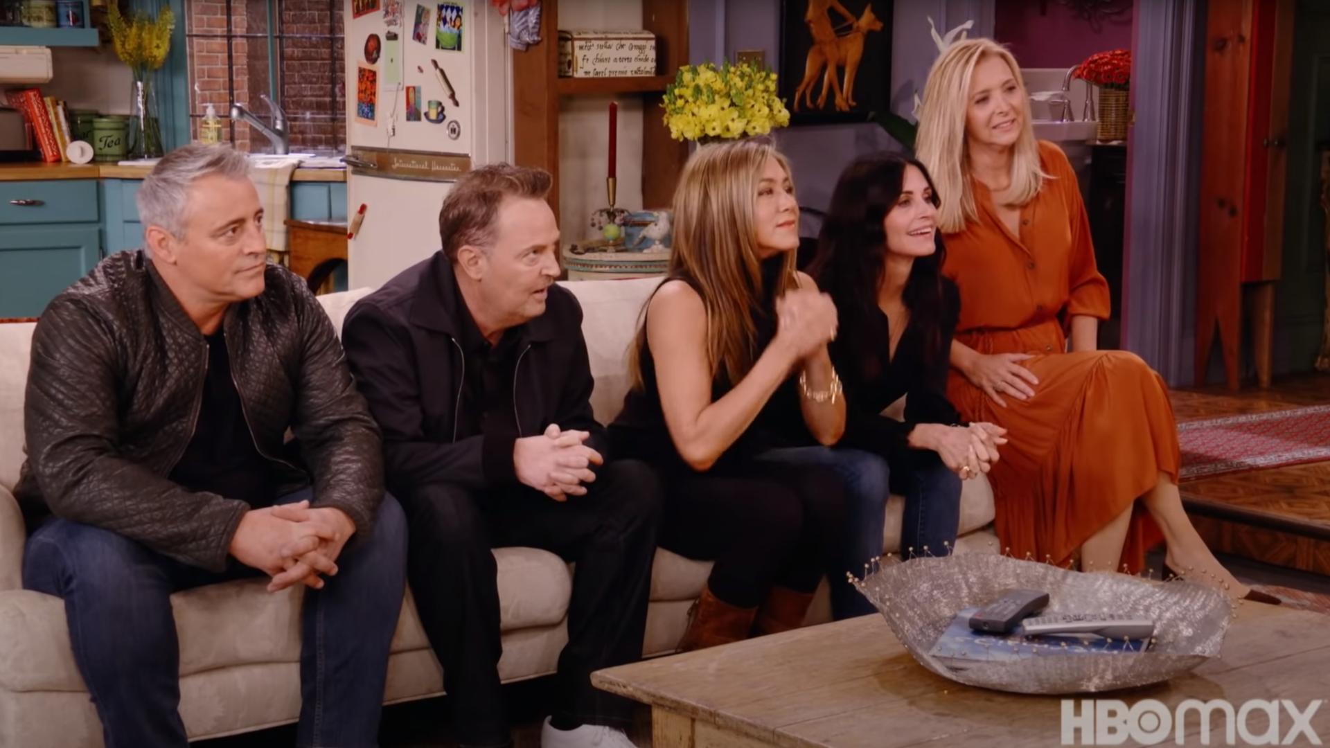 watch Friends: The Reunion