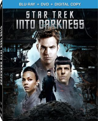 Star Trek Into Darkness Blu-ray/DVD Box
