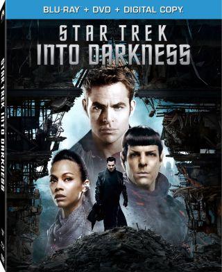 Star Trek Into Darkness Blu-ray/DVD Box