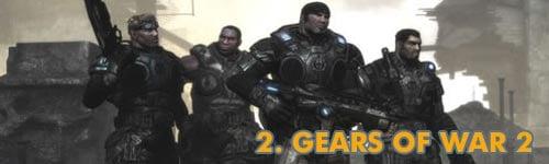 2. Gears of War 2