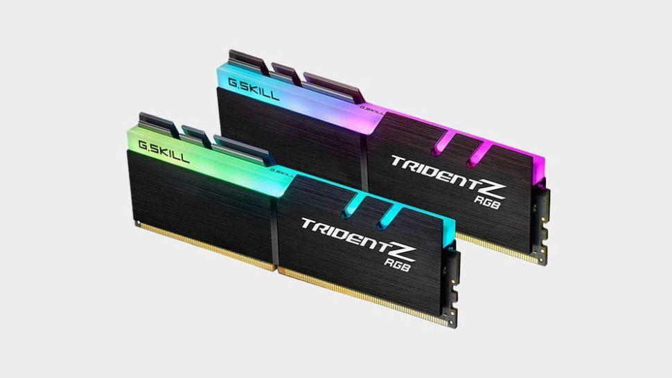 ذاكرة رام G.Skill TridentZ RGB 2x8GB DDR4-3200