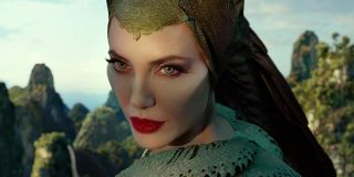 Angelina Jolie as Maleficent in sequel Mistress of Evil