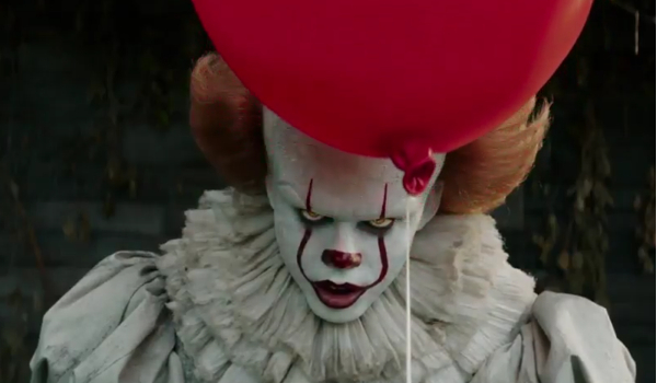 It Pennywise Field Reveal