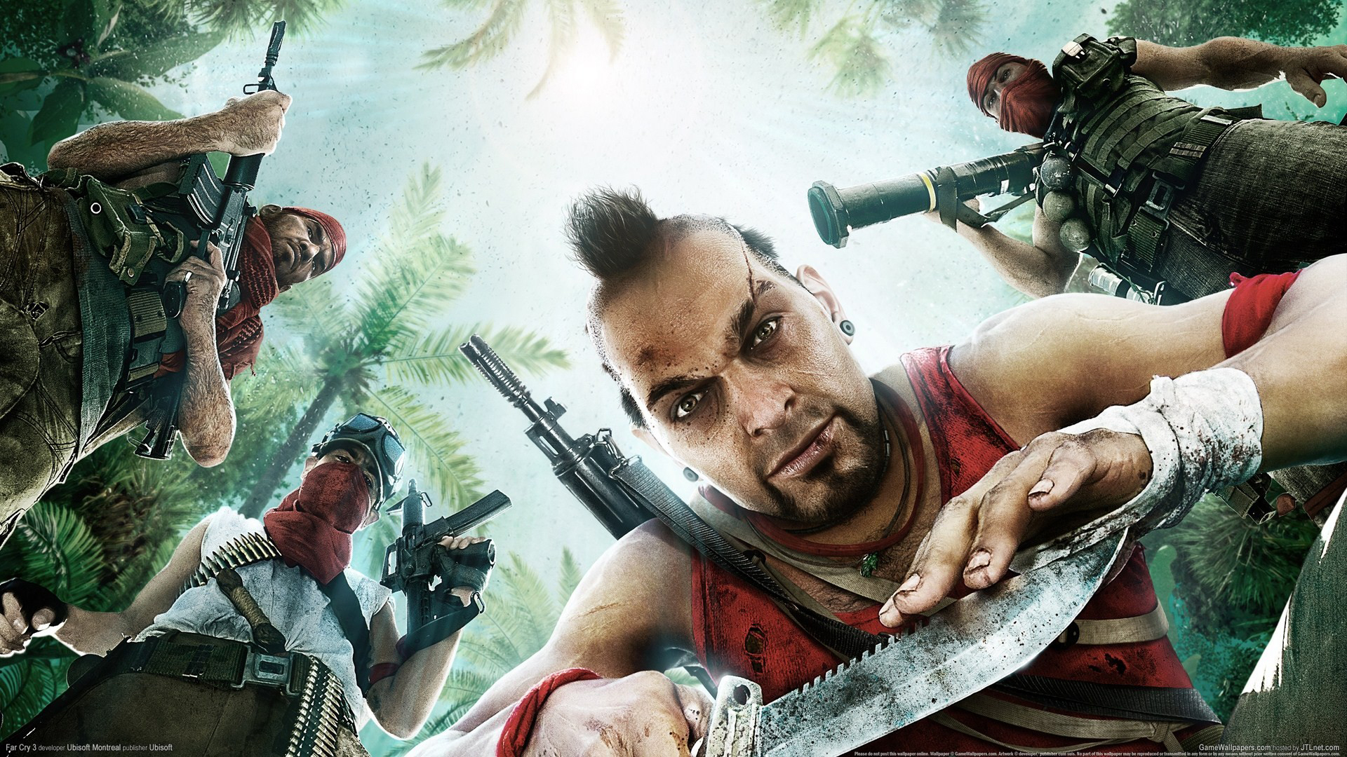 The Voice Of Far Cry 3 S Vaas Is Eager To Return To The Role Gamesradar