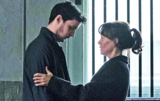 As the drama Fearless continues... How much more can stressed-out lawyer Emma take?