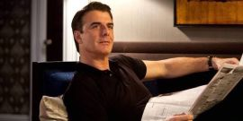 Sex And The City 3 Was Going To Feature Mr. Big's Death
