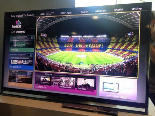 Panasonic adds Freesat Freetime smart TV to Viera range