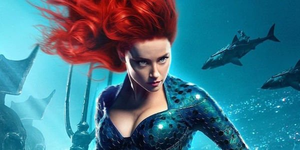Amber Heard Shares Captivating Behind-The-Scenes Photo From Aquaman